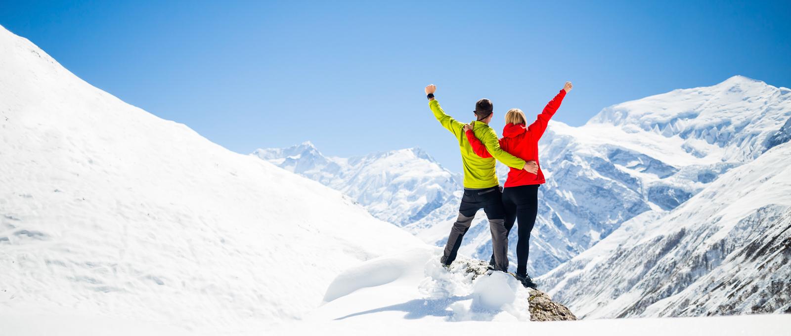 Dolomity lákají v zimě na lyže, v létě na turistiku