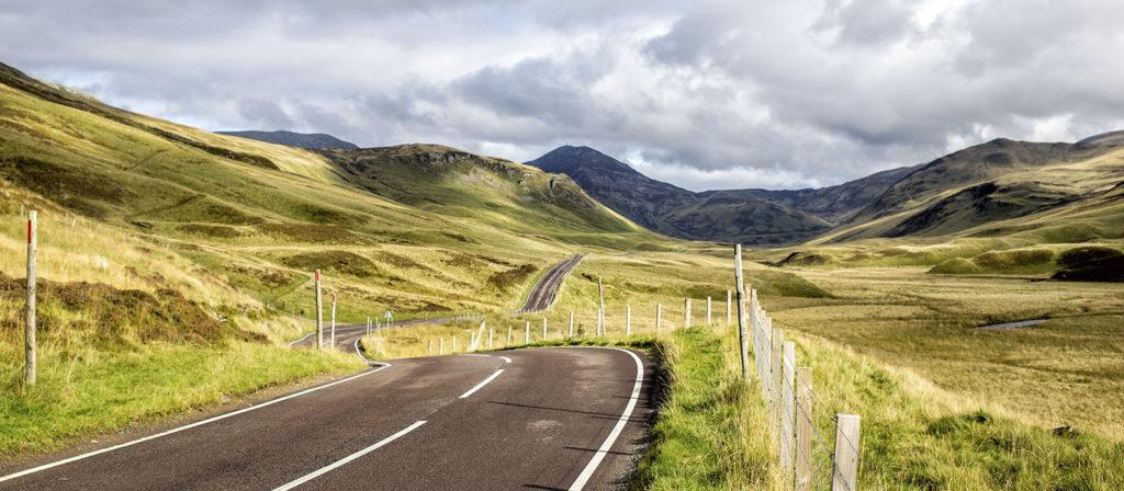 tipy, než vyrazíte do Skotska