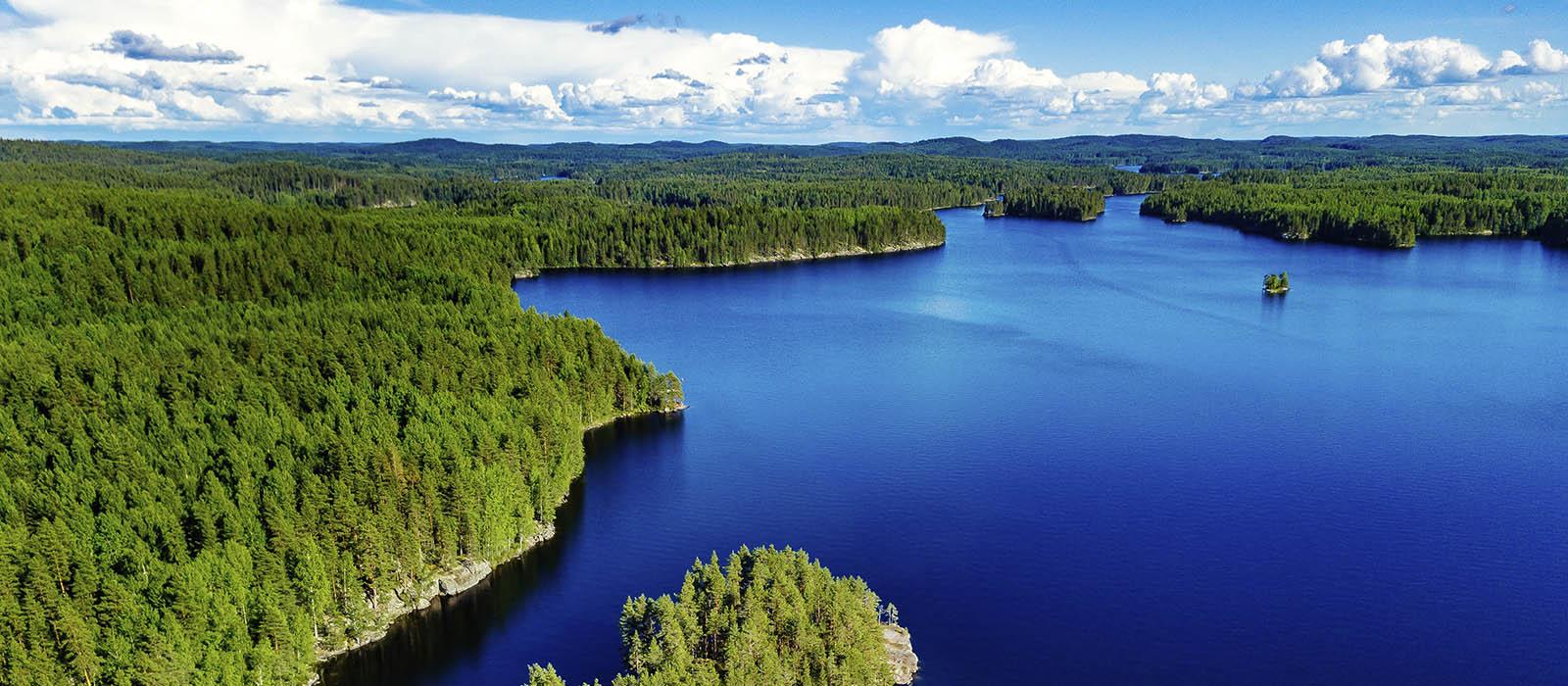 Vyrážíme obytným autem k tisícům jezer do Finska