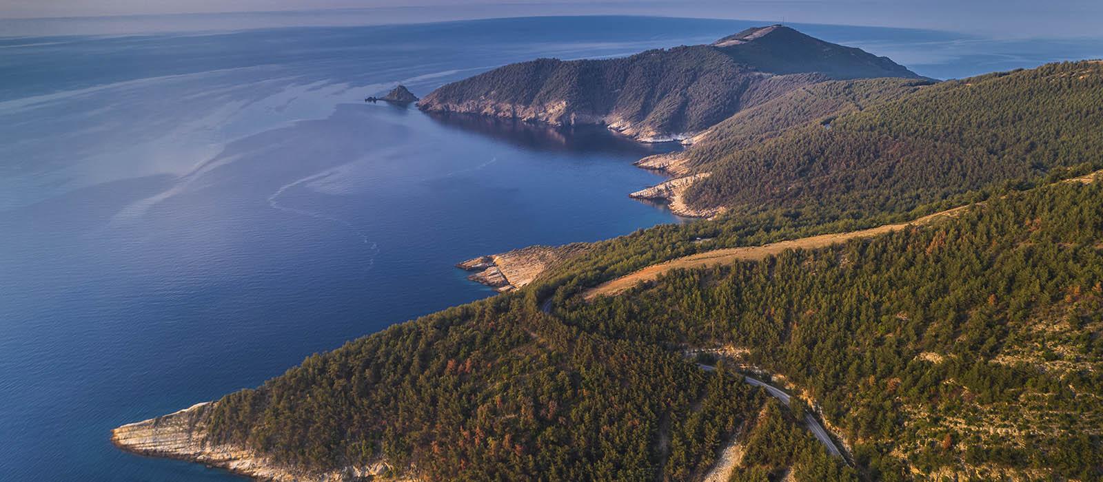Vyrážíme obytným autem na řecké ostrovy