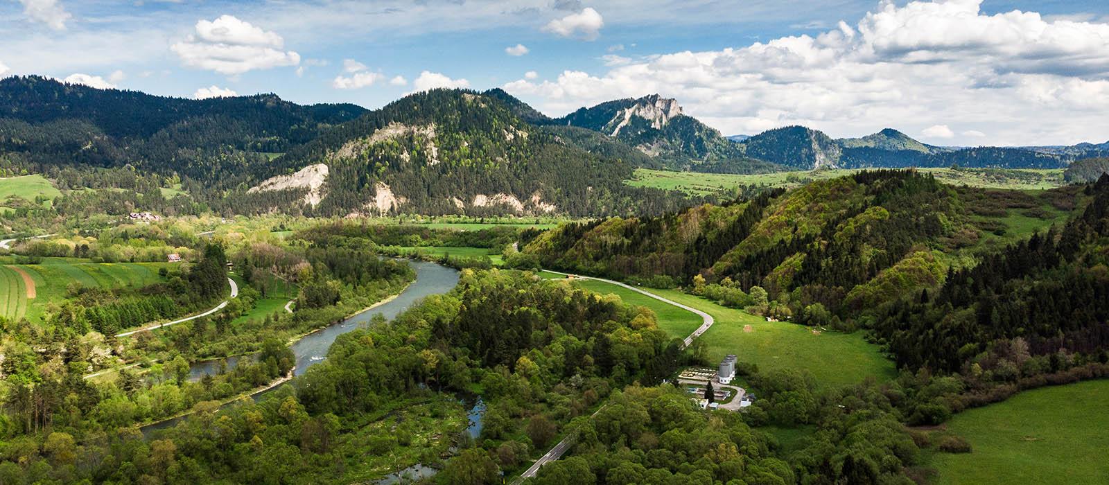Nikdy jste nejeli na vodu obytňákem? Co takhle to vyzkoušet na Slovensku?
